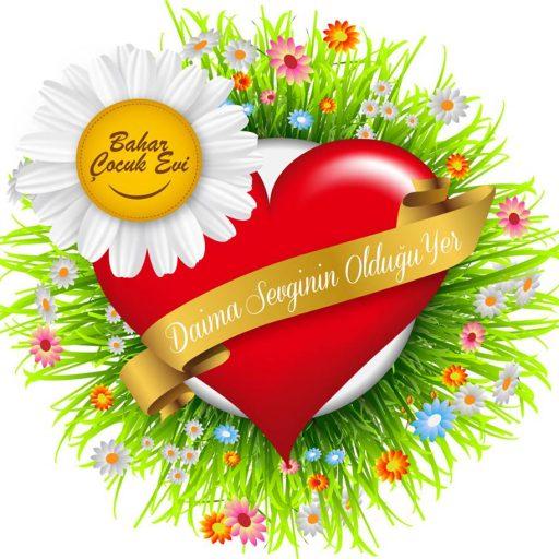 bahar çocuk evi logo